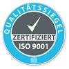 Logo ISO Siegel