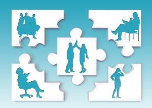 Puzzle Teambilder
